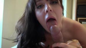 POV Hot Sex with a Facial